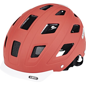 ABUS Hyban Bike Helmet red